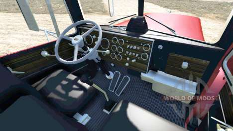 Gavril Truck pour BeamNG Drive