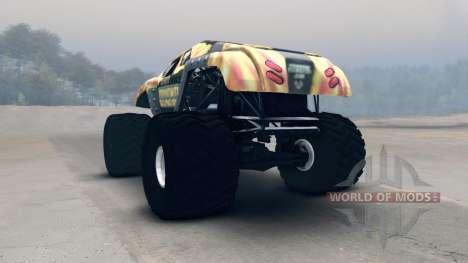 Maximum Destruction pour Spin Tires