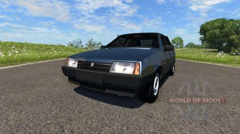 VAZ-2109 für BeamNG Drive