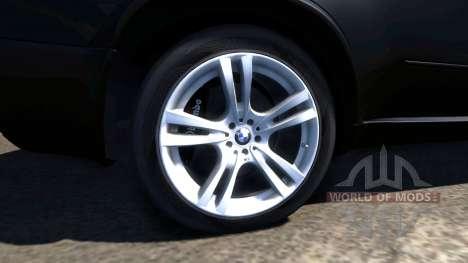 BMW X5M Black pour BeamNG Drive