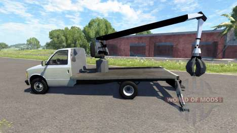 Gavril H-Series H45 Grabster pour BeamNG Drive