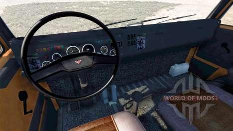 KamAZ-65115 pour BeamNG Drive