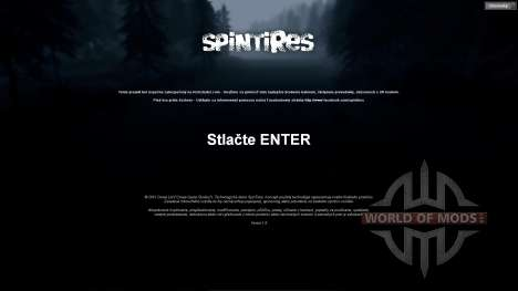 Traduction slovaque pour Spin Tires
