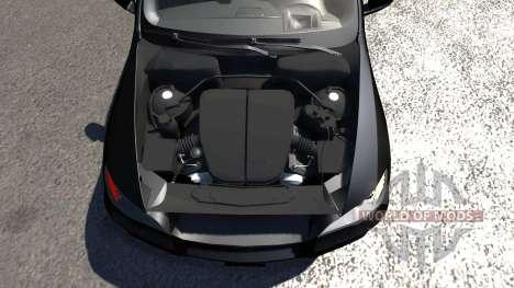 BMW X5M Black für BeamNG Drive