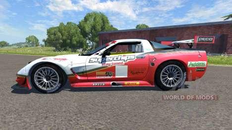 Chevrolet Corvette C5-R Superchips pour BeamNG Drive