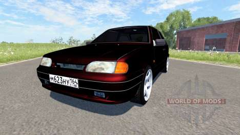 AIDE-2113 LADA pour BeamNG Drive