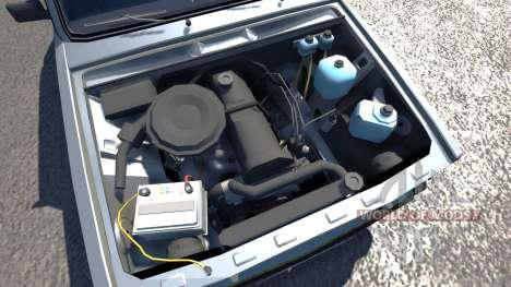 VAZ-2105 v2.0 pour BeamNG Drive