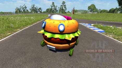 DSC Patty Wagon für BeamNG Drive