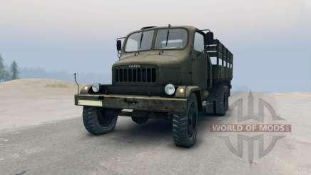 Praga V3S für Spin Tires
