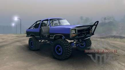 Dodge Ramcharger trail pour Spin Tires