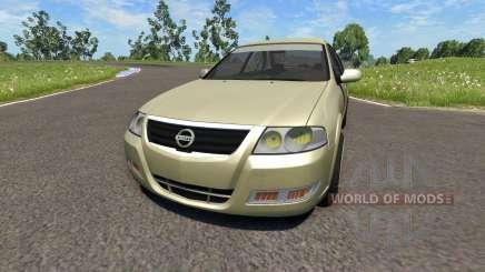 Nissan Almera Classic für BeamNG Drive