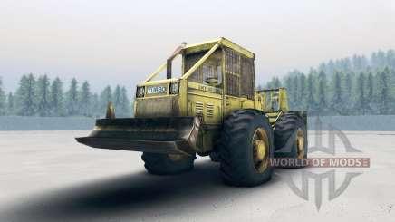 Winde LKT 81 Turbo (Winde) für Spin Tires