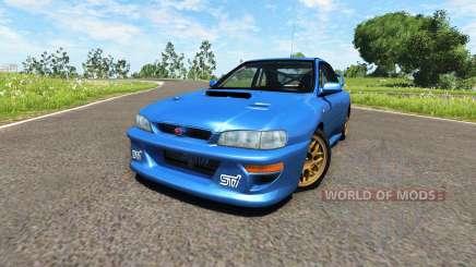 Subaru Impreza 22B 1998 für BeamNG Drive
