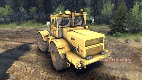 K-700A Kirovets für Spin Tires