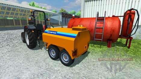 Bowser Häuptling für Farming Simulator 2013