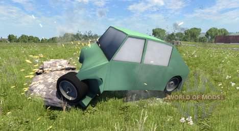 DSC Toy Car pour BeamNG Drive