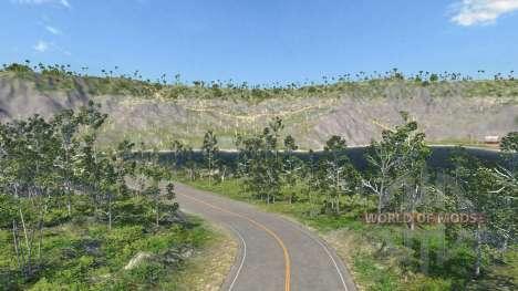 -Situé en Montagne - 0.2.0 pour BeamNG Drive
