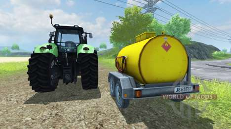 Fuel Adjust für Farming Simulator 2013