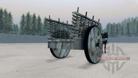 Panier pour Spin Tires
