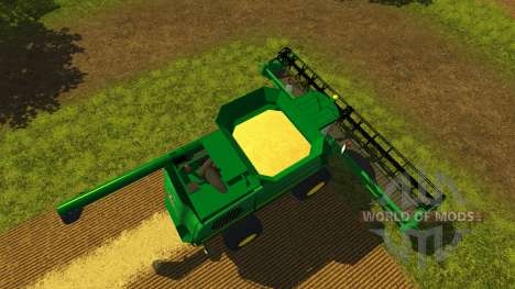 John Deere 9750 pour Farming Simulator 2013