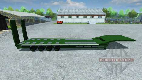 Sattelzug MAN TGA für Farming Simulator 2013