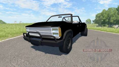 Gavril D-Series four doors pour BeamNG Drive