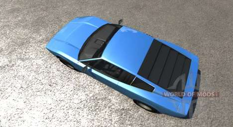 Civetta Bolide Rally pour BeamNG Drive