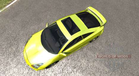 Toyota Celica TRD für BeamNG Drive