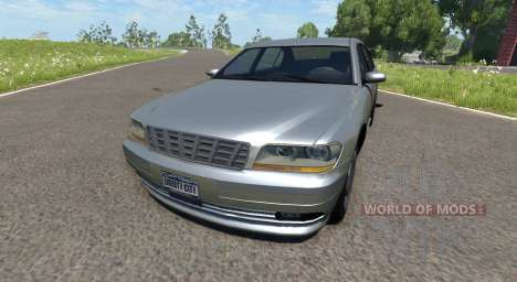 Ubermacht Oracle pour BeamNG Drive