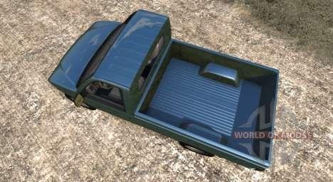 Gavril H-Series Pickup für BeamNG Drive