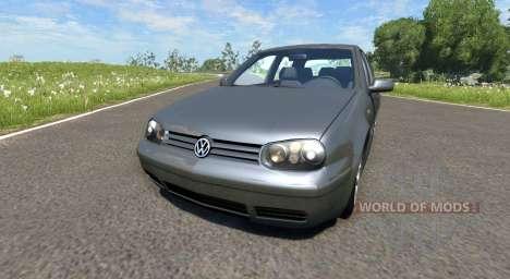 Volkswagen Golf Mk 4 für BeamNG Drive