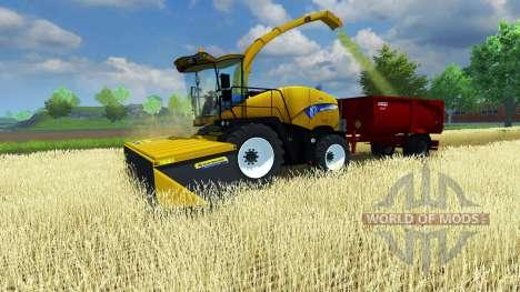 New Holland FR9050 für Farming Simulator 2013