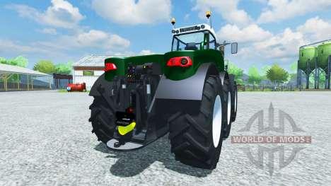 Fendt Trisix Vario pour Farming Simulator 2013