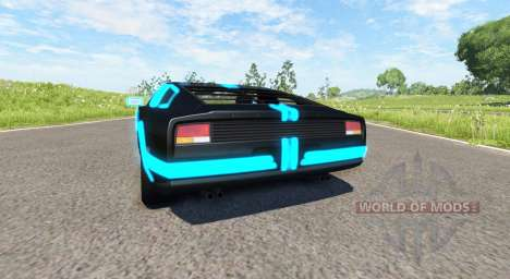 Civetta Bolide Tron für BeamNG Drive