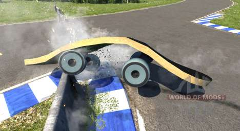 Skateboard für BeamNG Drive