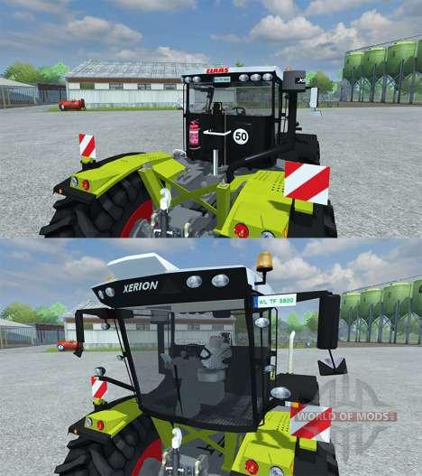 CLAAS Xerion 3800VC für Farming Simulator 2013