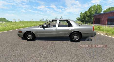 Ford Crown Victoria 1999 pour BeamNG Drive