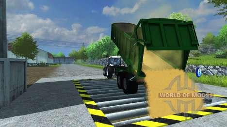 Bailey TB 18 für Farming Simulator 2013
