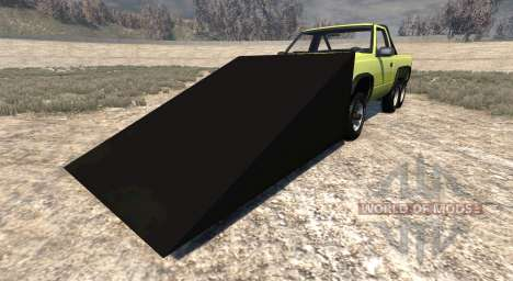 Gavril D-Series 6x6 springboard pour BeamNG Drive