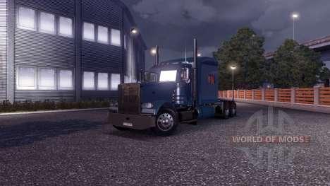 Peterbilt 389 pour Euro Truck Simulator 2