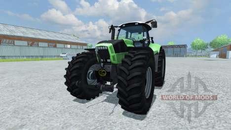 Deutz Agrotron X 720 pour Farming Simulator 2013