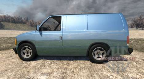 Gavril H-Series Mini Van für BeamNG Drive