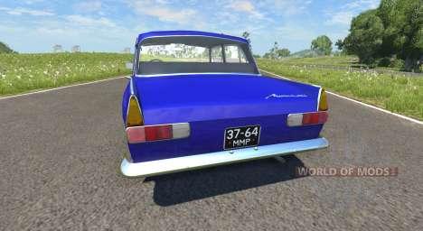 Moskwitsch-412 für BeamNG Drive