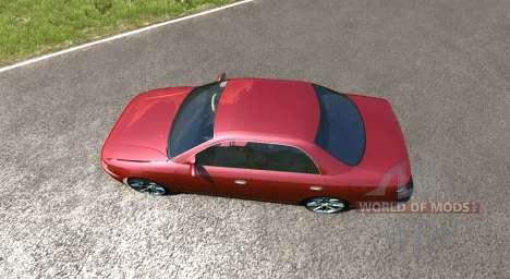Toyota Mark II Tourer V pour BeamNG Drive