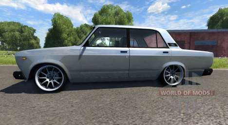VAZ-2107i für BeamNG Drive