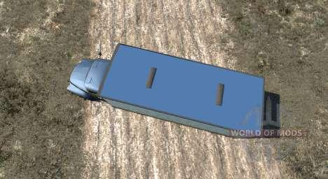ZIL-V mit Auflieger [Final] für BeamNG Drive