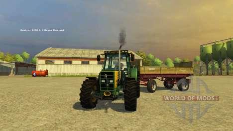 Inspector pour Farming Simulator 2013