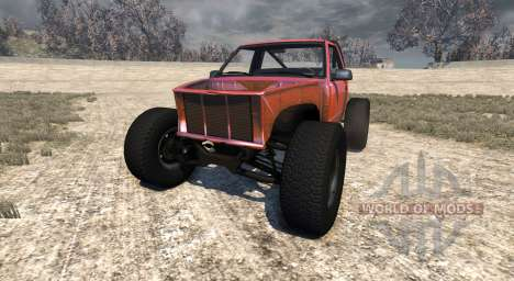 Gavril D-Series Truggy für BeamNG Drive