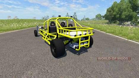 VW Rail Buggy pour BeamNG Drive