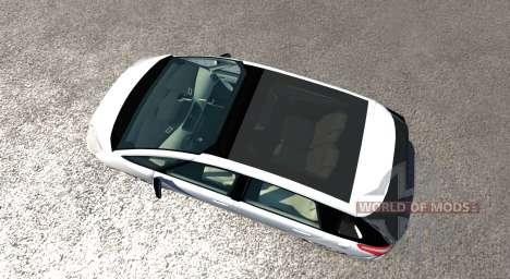 Citroen C4 Picasso pour BeamNG Drive